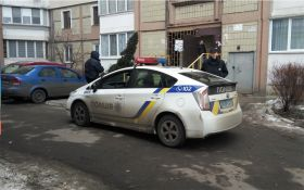 В Киеве полиция открыла стрельбу: появились фото с места ЧП