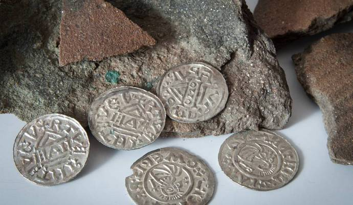 У Чехії знайдено монети Х століття