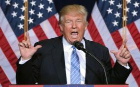 Трамп назвав головних торгових ворогів США