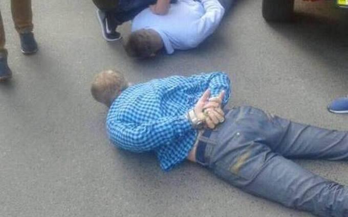 На хабарі спіймали героя України: опубліковані фото