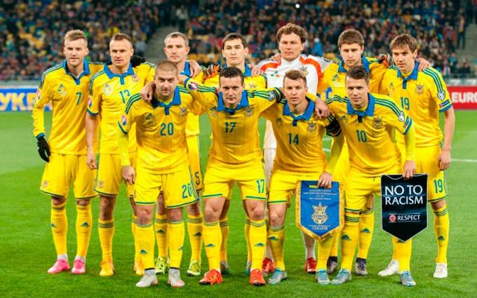 Стали известны новые соперники сборной Украины перед Евро-2016