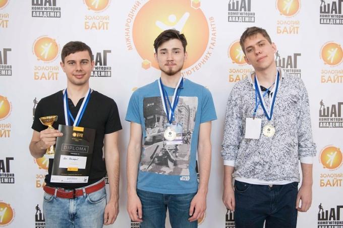 Українські студенти перемогли в Міжнародному ІТ-Чемпіонаті (1)