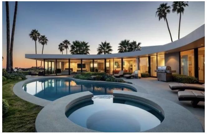 Илон Маск продает свой роскошный дом - опубликовано впечатляющие фото (1)