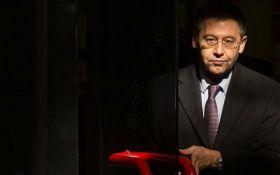 Президент Барселоны Бартомеу остался недоволен переговорами с Неймаром — AS