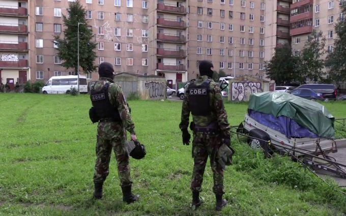 Операція спецслужб Путіна в Петербурзі: з'явилися нові подробиці