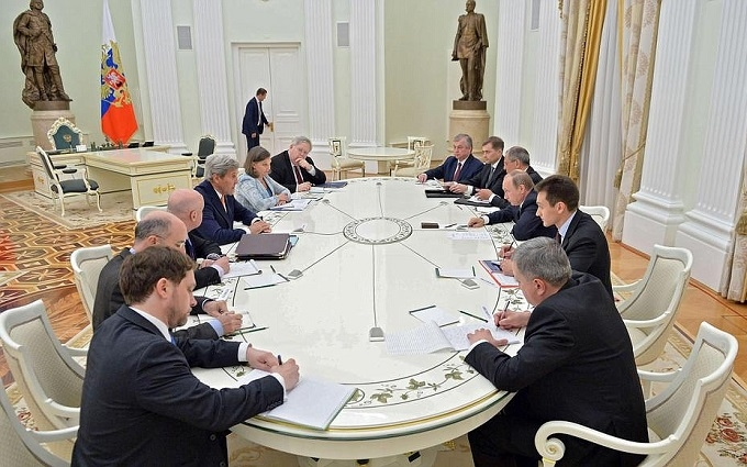 Керрі хотів переговорів більше, ніж Путін - відомості від приватної розвідки США