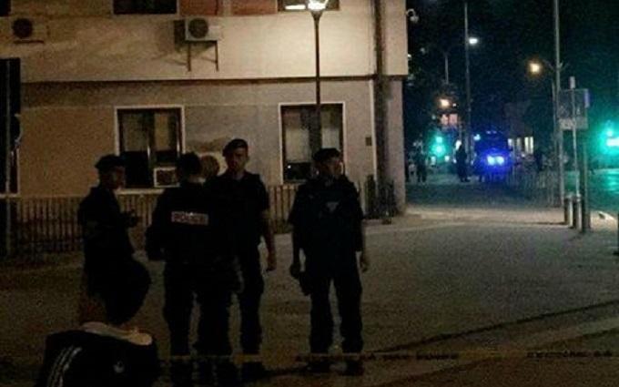 У парламент Косово кинули вибухівку