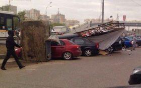 В Москве в результате урагана погибли 11 человек: появились фото и видео разрушений