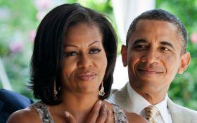 Мішель і Барак Обама відпочили на приватному острові: з'явилися фото