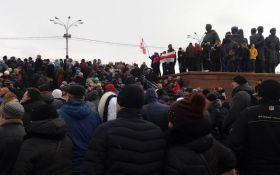 Ми не раби: з'явилися фото і відео нових протестів проти Лукашенка в Білорусі
