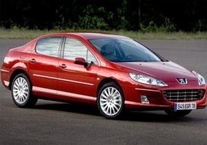 Peugeot 407 скоро обновится
