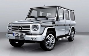 Mercedes G-класса будет модернизирован