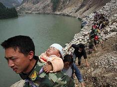 В Китае более миллиона человек эвакуируют из-за угрозы наводнения