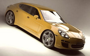 Porsche Panamera готов к продаже