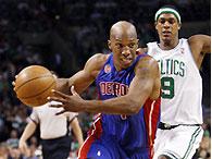 "NBA: ""Бостон"" вырвался вперед"