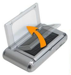 Thanko анонсировала MP4-плеер с солнечной батареей