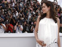 Анджелина Джоли родила двойню