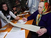 ТИК обнародавала окончательные данные по выборам в Киевсовет