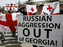 В Грузии ввод железнодорожных войск РФ считают актом агрессии