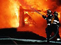 Пожар на киностудии Universal в Калифорнии локализован