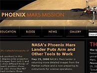 "Хакер взломал сайт миссии зонда ""Феникс"""