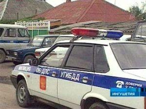 При обстреле поста в Ингушетии убит старший сержант милиции