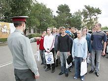 В Украине закончился весенний призыв в армию