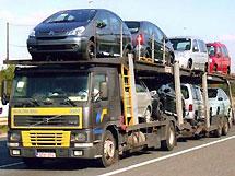 Ввозные пошлины на автомобили пока остались прежними