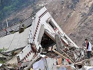 Экономика Китая не пострадала от землетрясения