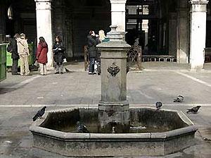 Туристам в Венеции советуют пить воду из фонтанов