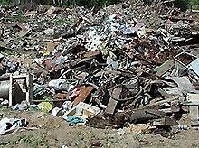 Киевлян станут наказывать за мусорные кучи