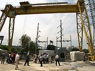 Черновецкий побывал на строительстве метро