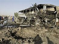 Теракты в Багдаде унесли жизни 18 человек