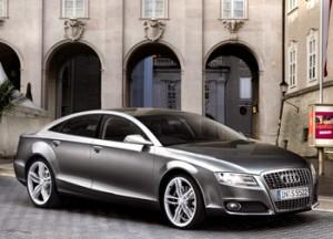 Audi готовит новую модель A7
