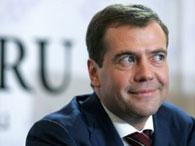 Медведев рассказал Меркель об отношениях с Грузией и Украиной
