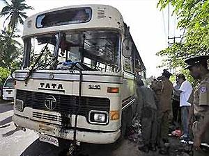 При теракте в столице Шри-Ланки погиб 21 человек