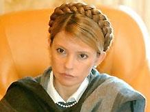 Тимошенко пообещала, что пока она в политике, журналистам будет о чем писать