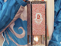 Огонь Олимпиады-2008 прибыл в Гуйлинь