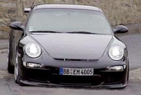 Porsche 911 скоро обновится