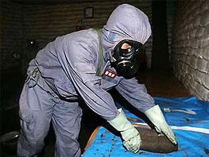 В приграничной провинции Китая взорвались химические боеприпасы