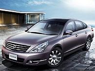 Представлен обновленный седан Nissan Teana