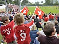Евро-2008: Чехия переигрывает Швейцарию