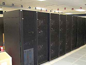 IBM создала самый мощный суперкомпьютер в мире