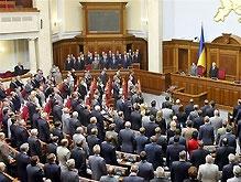 Партия регионов будет блокировать работу Рады