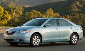 Гибридную Toyota Camry будут делать в Таиланде