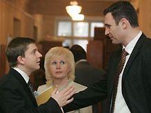 У Кличко будут бойкотировать голосование за Довгого