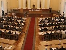 В Киевсовете создано 6 фракций. Фракции Катеринчука нет