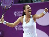 Катерина Бондаренко впервые в карьере выиграла турнир