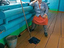 Россиянин проник в детский интернат, чтоб изнасиловать 66-летнюю уборщицу