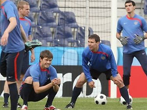 Шансы сборной России на выход в 1/4 финала оценили в 36 процентов